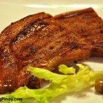 Baked Pork Chops with Italian Seasoning