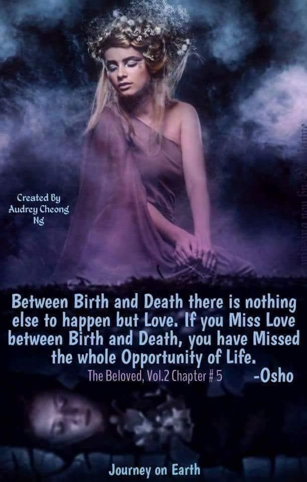 Inspirational In 2021 Osho Osho Quotes Spiritual Messages