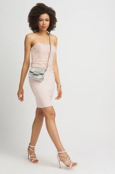 Bustierkleid aus Spitze | ORSAY