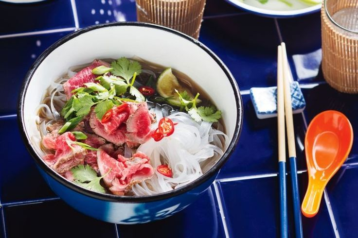 Feel like a traditional Vietnamese meal without slaving over the stove all day? This cheat's beef pho is tasty and super easy to make.
