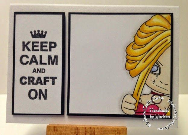 Marleen's Crafty Space
