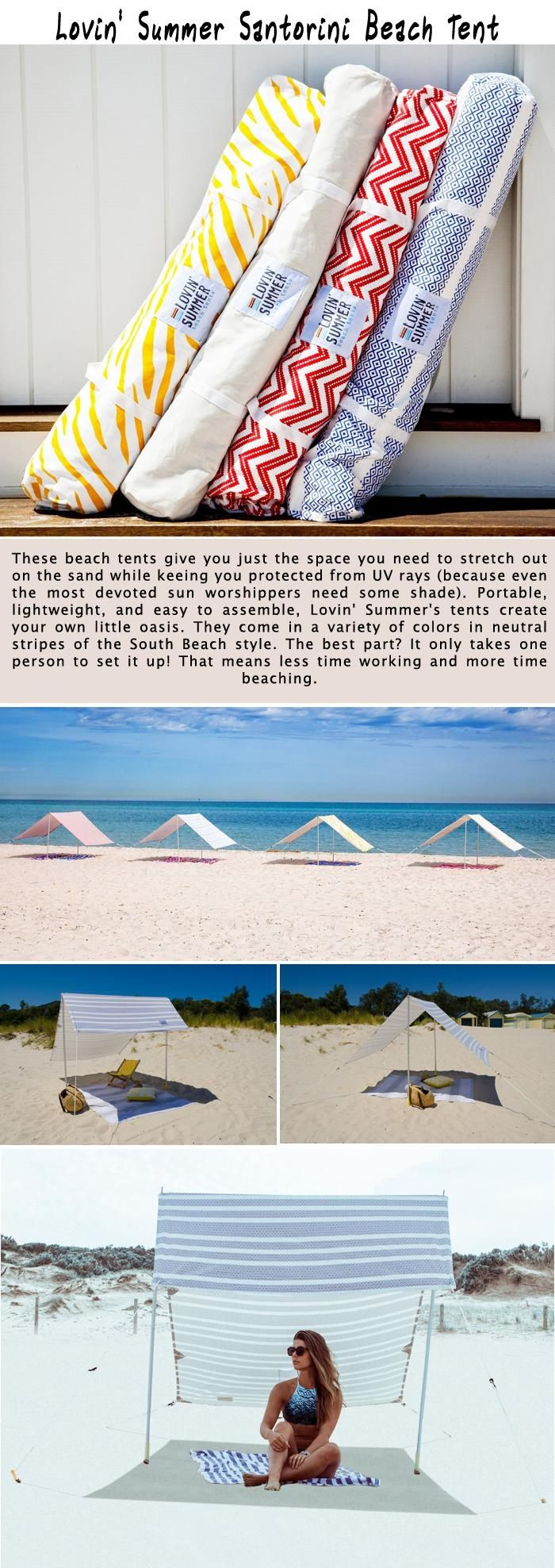Summer Beach Products That Are Borderline Genius - 10 Pics