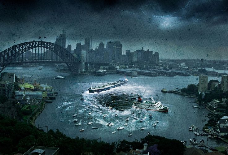 steve mcghee / Apocalypse