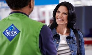 Groupon - One-Year Sam's Club Membership and $ 10 e-Gift Card (Up to 71% Off) in Multiple Locations. Groupon deal price: $30