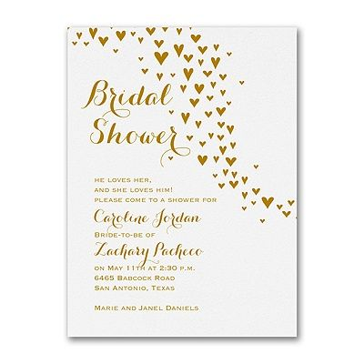 Bridalshowers Are All About Celebrating Love Start Yours Off Right With A