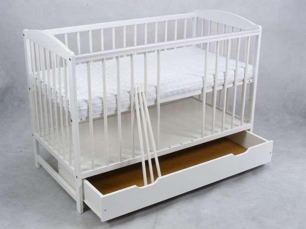 Rewelacyjne łóżeczko niemowlęce Kacper z szufladą, które z łatwością przekształcisz w przytulny tapczanik dla przedszkolaka. Łóżeczko z funkcją tapczanika KACPER. mamaania.com.pl