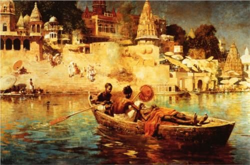 The Last Voyage - Edwin Lord Weeks