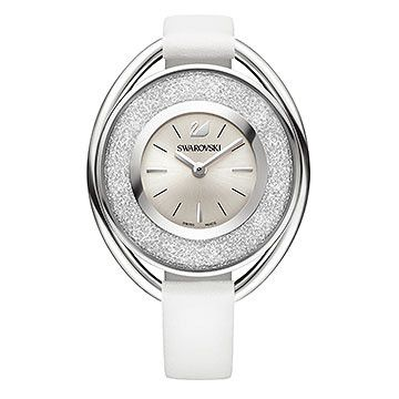 Crystalline Oval White Watch 1 190,00