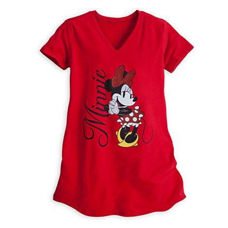 Minnie Mouse Nightshirt for Women   Nightshirts   Disney Store