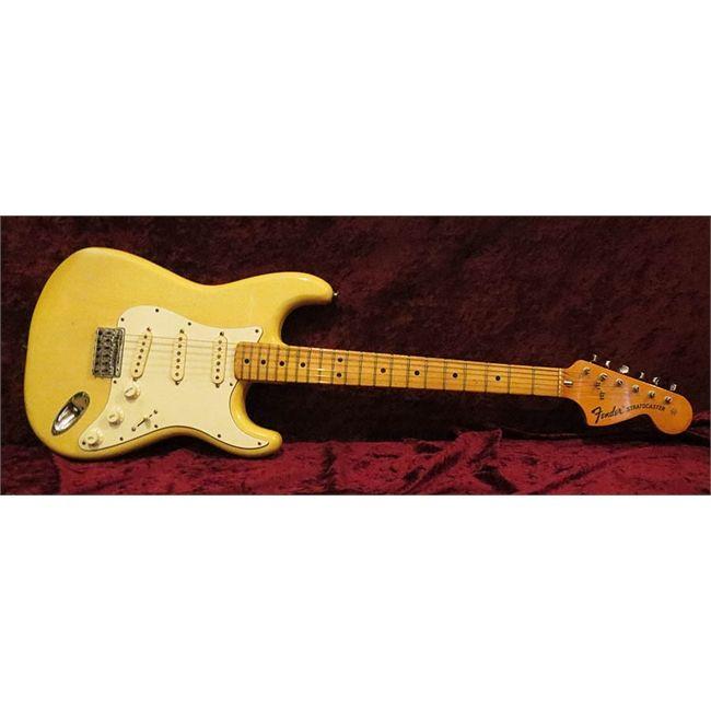 Fender Stratocaster 1973 Blonde Hardtail