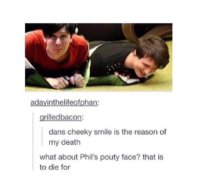 Dan and Phil Tumblr