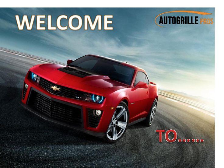 Autogrillepros.com-A Hub of Quality Custom Car Grilles