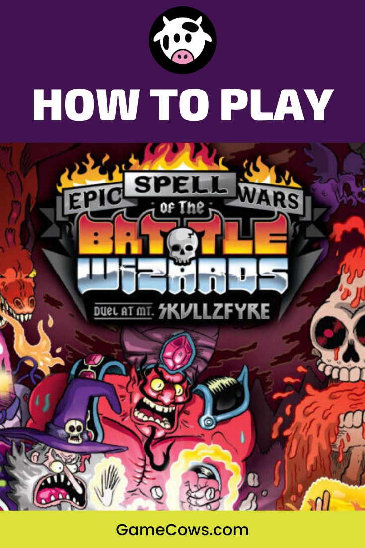 Epic Spell Wars of the Battle Wizards Review & Card Game