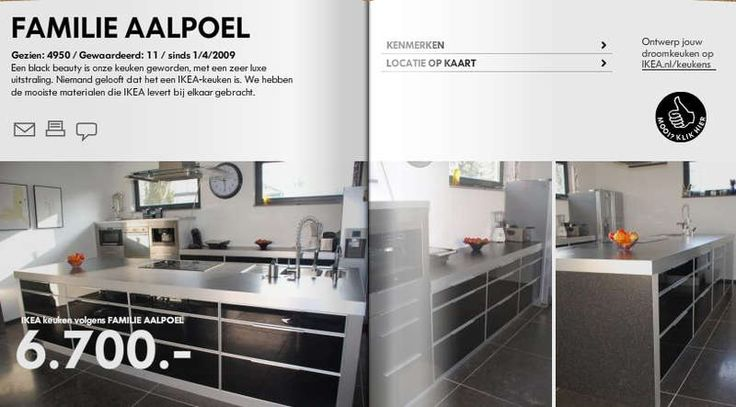 Crowd Sourced Catalogues: Dutch IKEA Kitchen Catalogues Created With Customer Photos
