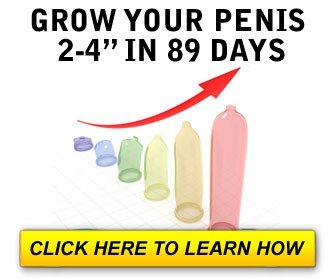 how to increase penis size without pills