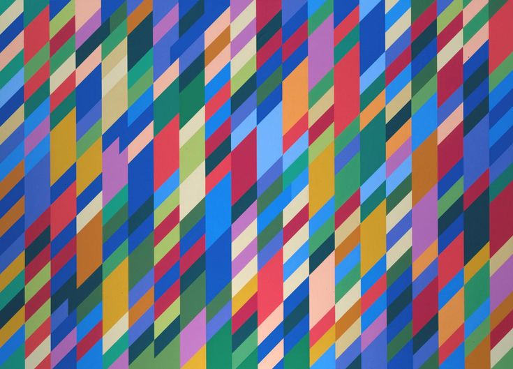 Bridget Riley 'Nataraja', 1993 © Bridget Riley 2014. All rights reserved, courtesy Karsten Schubert, London
