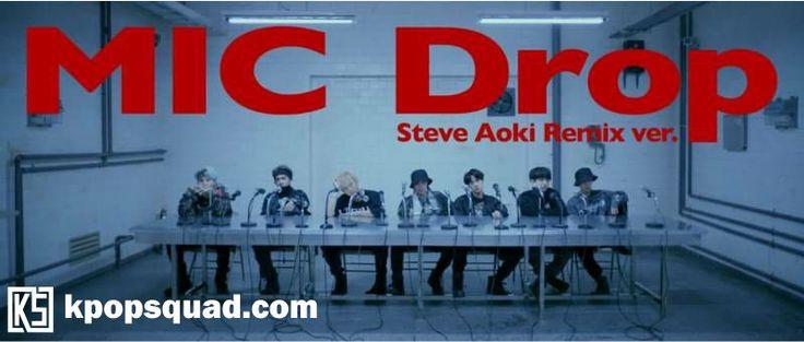 [November 2017] Fakta Terbaru BTS Tunda Perilisan Lagu Kolaborasi dengan Steve Aoki