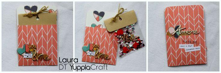 Card Holder  #yupplacraft #cardmaking