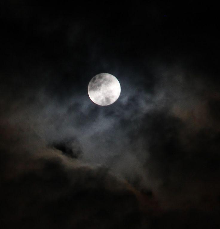 Full moon, 9th September 2014