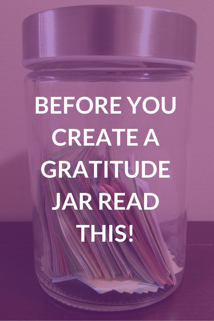 Before you create a gratitude jar read this (aka 5 Lessons from 365 days of Gratitude) | Chivon John
