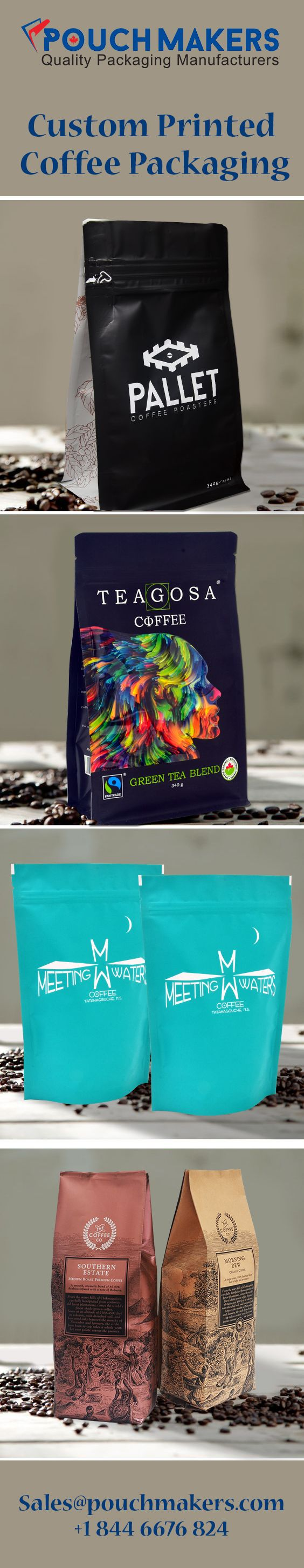 Pallet Coffee Pouch | Teagosa Coffee Pouch | Meeting Waters Coffee Bags  #CoffeePackaging #CoffeeBags #CoffeePackagingDesigns #RoastedCoffeePackaging #CoffeePackagingBags #DigitalPrinted #CoffeePouches #CustomStandUpPouches #PrintedCoffeePouches #StandUpBags #CoffeeBeansPackaging #CoffeePackage