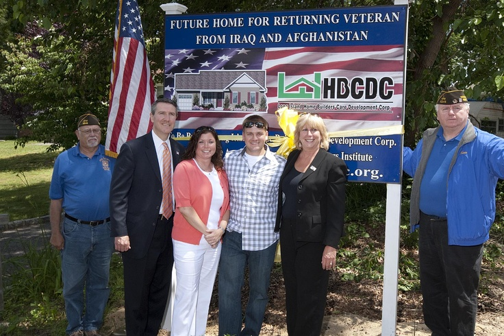 A dream becomes a reality for Purple Heart recipient Sergeant Ryan Donnelly to own his 1st new home after 3 tours in Iraq & Afghanistan. Many Long Island Builders Institute members donated their expertise, materials & labor to build this 2nd home on land donated by the Town of Brookhaven & the County of Suffolk. Extreme AVS integrated #Control4 solutions w/i the home to meet the special needs of Sergeant Donnelly.
