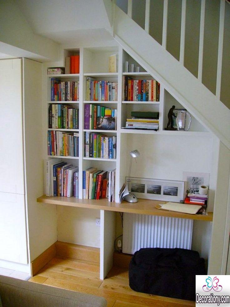 20 Smart Under Stairs Design Ideas: 17 Best Ideas About Desk Under Stairs On Pinterest