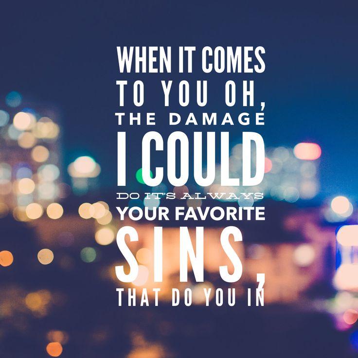 You & Tequila - Kenny Chesney #WordSwagApp