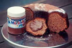 Εύκολο σπιτικό κέικ με Merenda από την …merenda!