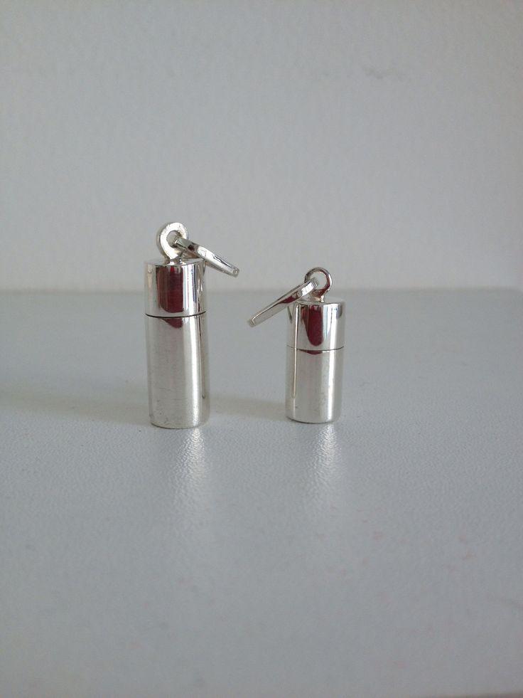 Gioielli portaceneri. La Miniera Gioielli, serie Custodiscimi. Marchio brevettato