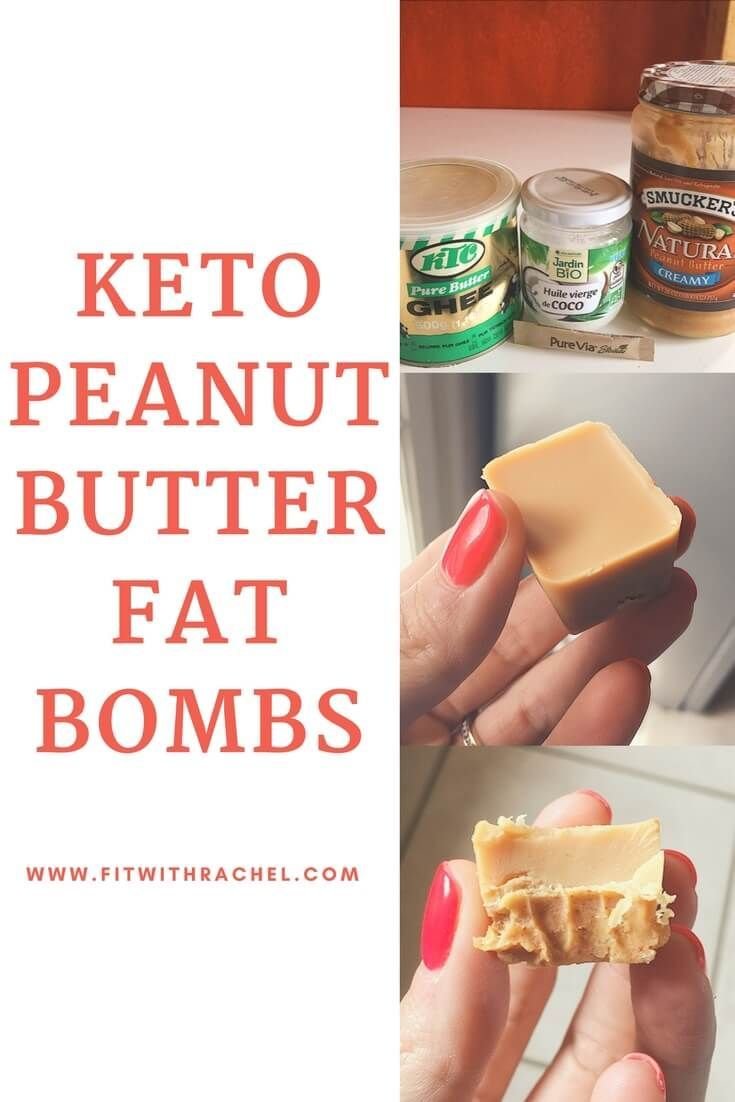 OMG calling all PEANUT BUTTER lovers!!!! These are KETO Peanut Butter Fat Bombs These keto peanut butter fat bombs were so good!! Have you ever tried fat bombs? This was my first shot–and I know that I'll be making more keto fat bombs in the future! Fat bombs are a super easy way to get your healthy fats in…and they are delicious!! Pin now, try later!