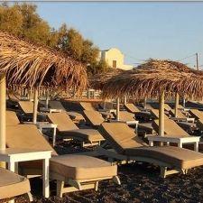 Vassilikos Restaurant Santorini Island