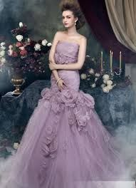 Картинки по запросу сиреневые свадебные платья