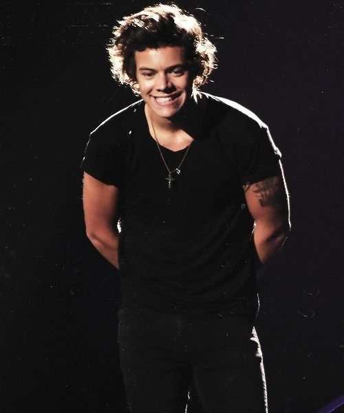 Harry Styles TMH
