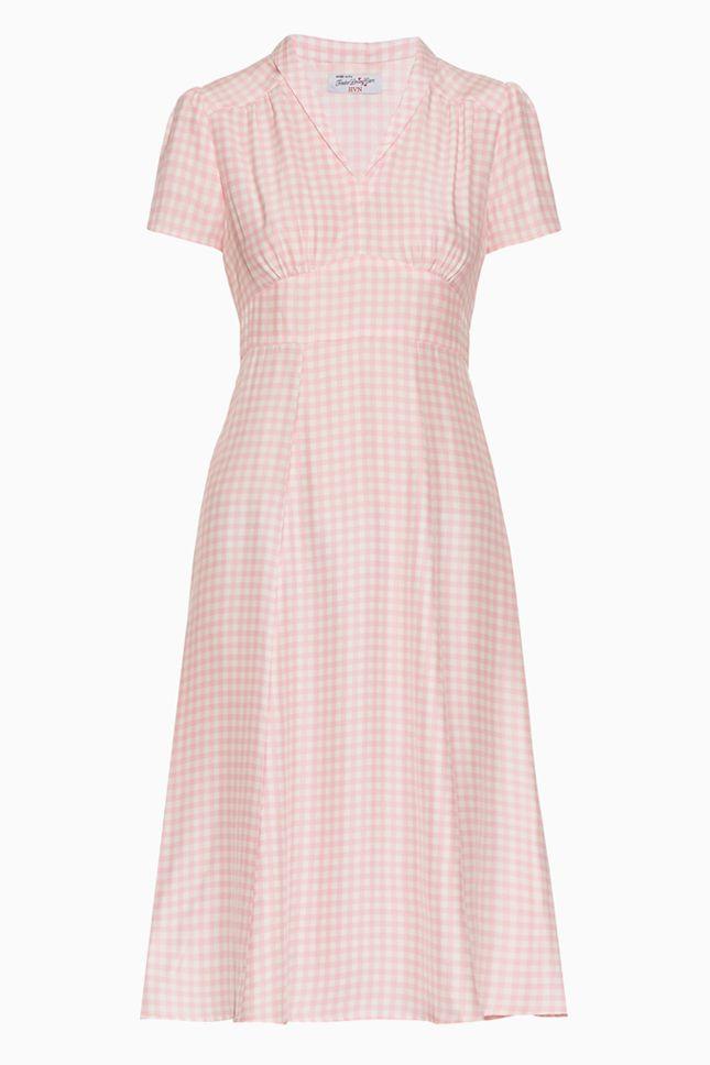 Модная одежда в клетку виши: вещи из коллекций весна-лето 2017 | Vogue | Мода | Тенденции | VOGUE