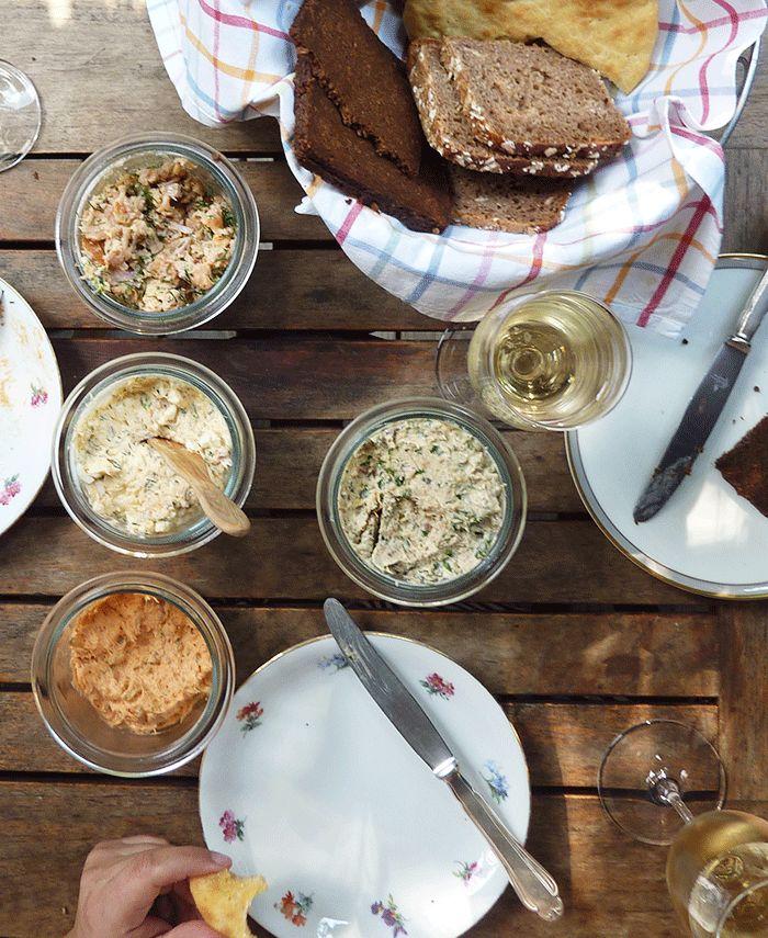 Typisch finnische kuchen