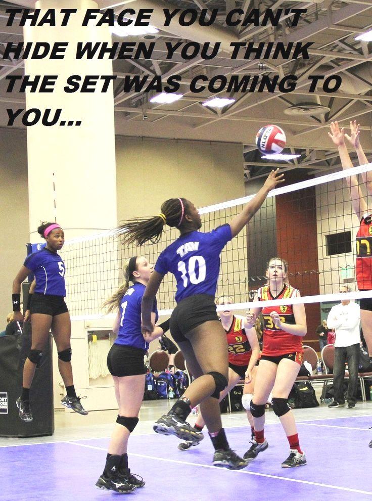 Pin By Savannah Levario I Follow Bac On Volleyball Volleyball Memes Volleyball Quotes Volleyball Humor