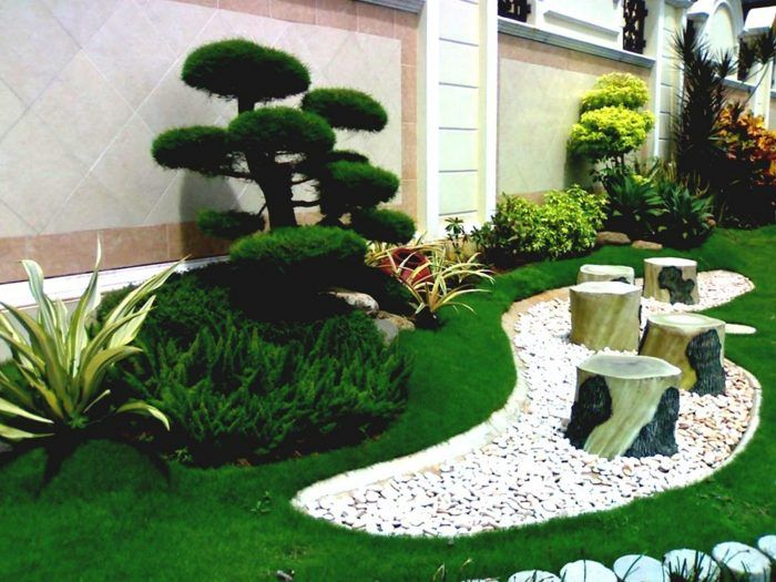 Beautiful Simple House Garden Ideas Collection Backyard Garden Landscape Backyard Garden Layout Small Backyard Gardens