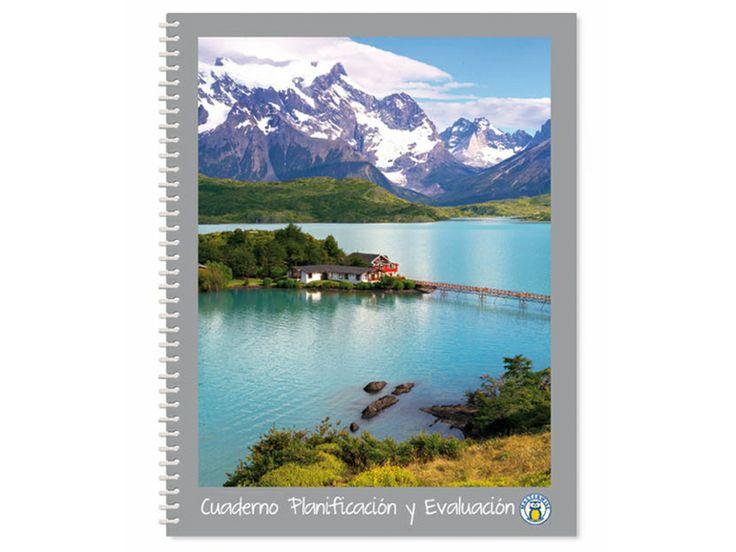 Cuaderno Clásico Patagonia -> http://www.masterwise.cl/productos/10-cuadernos-de-planificacion-y-evaluacion/1834-cuaderno-clasico-patagonia