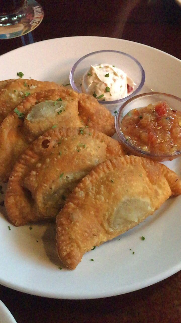 Beef Empanadas @ Bahama Breeze