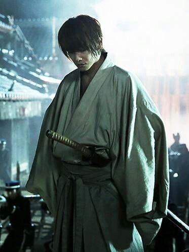 Kenshin Himura. Rurouni Kenshin: Kyoto inferno