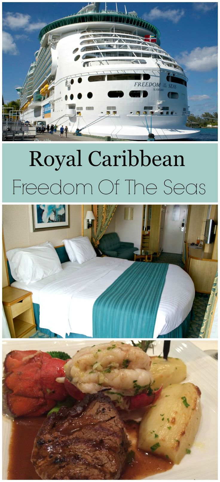Royal Caribbean Cruise- Freedom of The Seas Ship Review. This ship was recently renovated and be had an amazing vacation. I highly recommend this cruise ship.