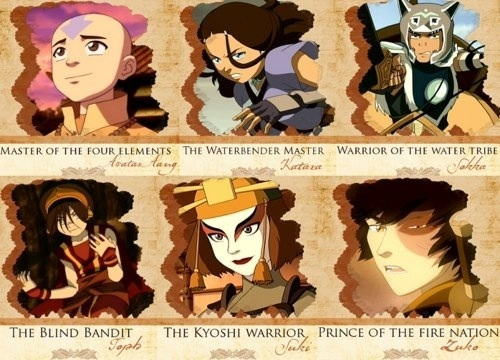 Image result for avatar the airbender