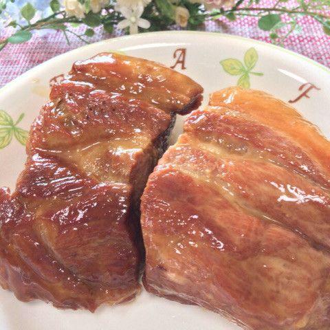 やわらか煮豚、豆いっぱいコールスローサラダ 1,058円!|かなえの毎日おいしい簡単 節約ご飯