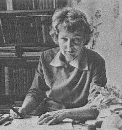 Maija Karma   (11 December 1914 - 23 October 1999),  Finnish graphic artist and illustrator.