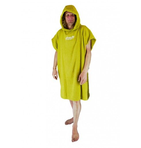 Zuma Jay Hooded Change Towel Green