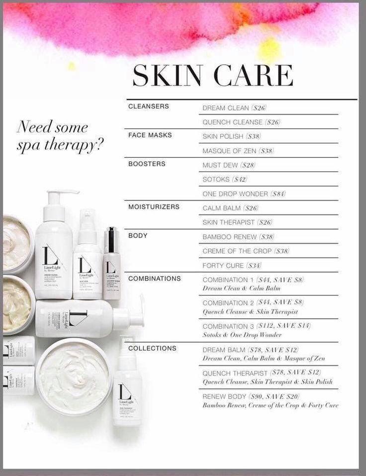 Grundlegende Hautpflege-Tipps, die jeder verwenden sollte – LIMELIFE