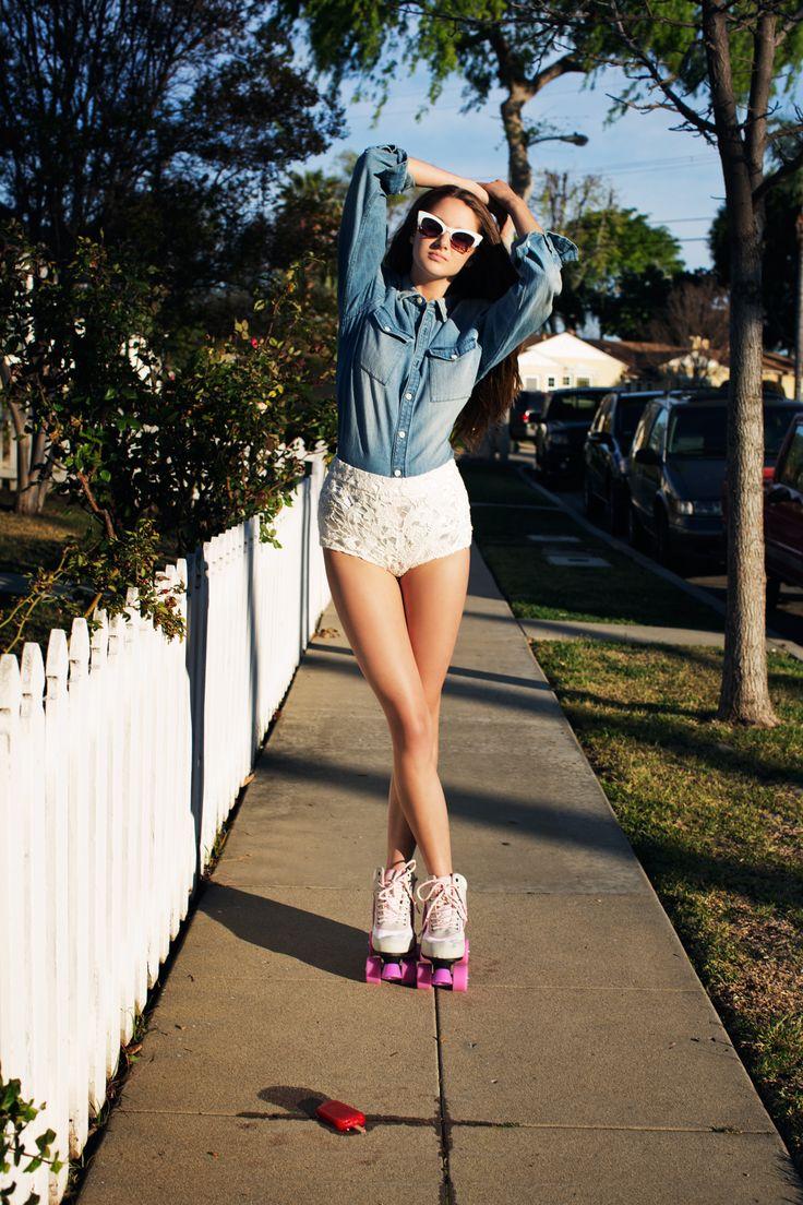 Shailene Woodley   Photoshoot Tags: Divergent, Insurgent, Allegiance, White Bird in a Blizzard, Snowden, The descendants, fashion, photography, skates, roller skates