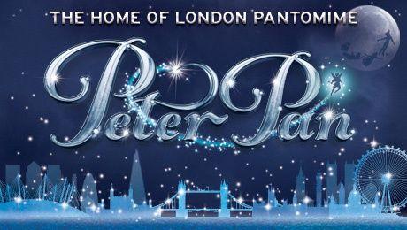 Peter Pan Tickets at New Wimbledon Theatre, Wimbledon