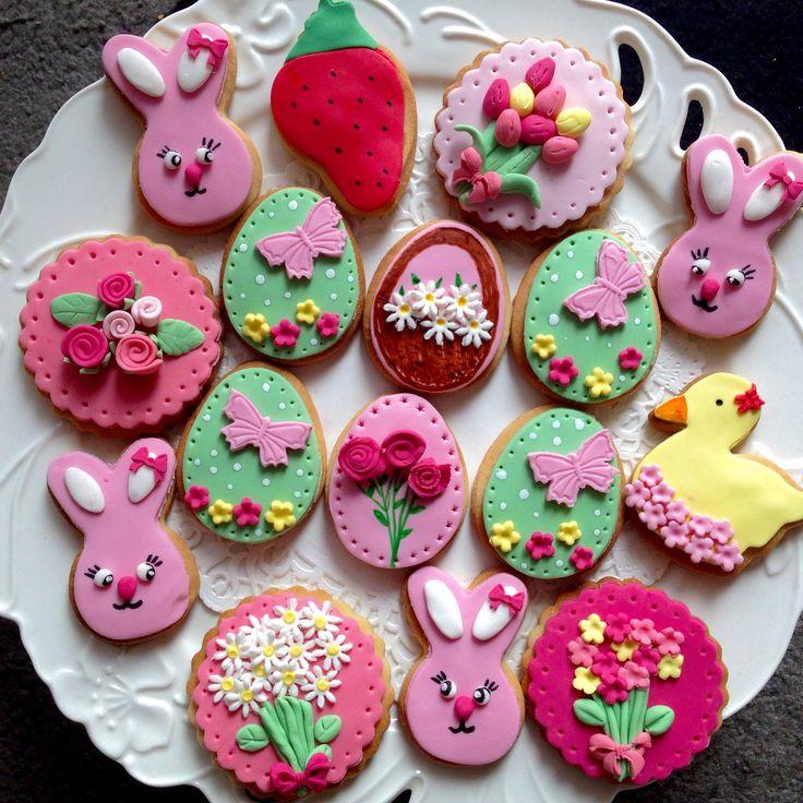 Easter cokies!!!